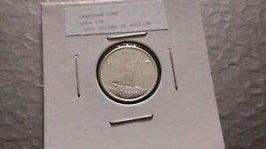 1964 10C SILVER PROOF CANADIAN DIME