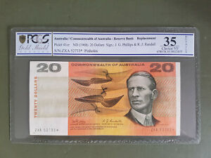 Click now to see the BUY IT NOW Price! 1968 R403S $20 PHILLIPS RANDALL STAR NOTE ZXA 52733  PCGS GRADED VF