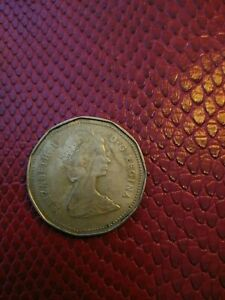 Click now to see the BUY IT NOW Price! 1987 CANADA DOLLAR ELIZABETH II