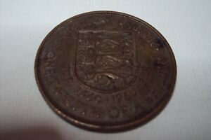 BAILIWICK OF JERSEY   1/12TH OF A SHILLING   1660 1960