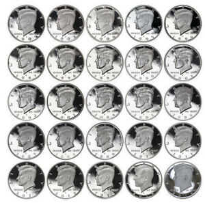 Click now to see the BUY IT NOW Price! 1992 2017 S KENNEDY PROOF HALF DOLLAR 90  SILVER PROOF RUN GEM DEEP CAMEO