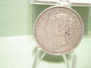 NFLD & CANADIAN COINS 1899 FIFTY CENTS NARROW 9S TWENTYSEVEN