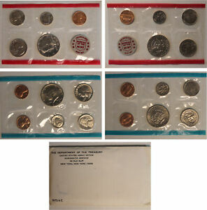 1972 PD US MINT SET  OGP  11 COINS