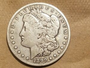 Click now to see the BUY IT NOW Price! 1899 O MORGAN SILVER DOLLAR LIBERTY HEAD $1 COIN MICRO O VAM 31 NICE