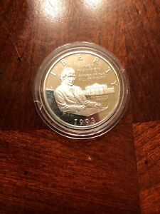 1993 JAMES MADISON & THE BILL OF RIGHTS COMMEMORATIVE PROOF HALF DOLLAR
