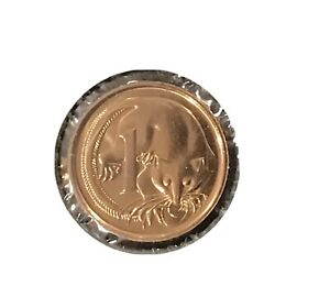 1983 ONE CENT AUSTRALIAN COIN MS