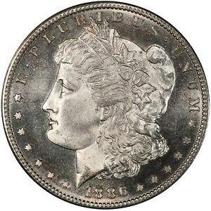 Click now to see the BUY IT NOW Price! 1886 S $1 MORGAN DOLLAR PCGS MS66PL CAC