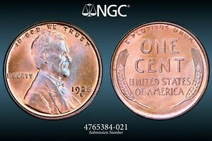 Click now to see the BUY IT NOW Price! NGC MS 66 RB 1925 D LINCOLN CENT  STUNNING INCREDIBLY  SPECIMEN  TOP POP