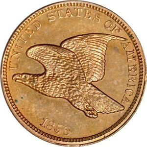 Click now to see the BUY IT NOW Price! 1856 1C SNOW 2 FLYING EAGLE CENT PCGS PR64  PHOTO SEAL