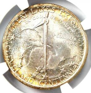 Click now to see the BUY IT NOW Price! 1936 CLEVELAND HALF DOLLAR 50C COIN   NGC MS67  PQ PLUS GRADE   $2 900 VALUE