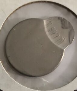ERROR COIN OFF CENTER JEFFERSON NICKEL ANDY GARRISON COLLECTION
