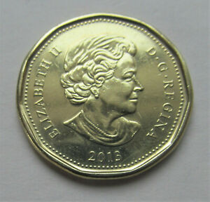 2013 CANADA LOONIE   COMBINED SHIPPING
