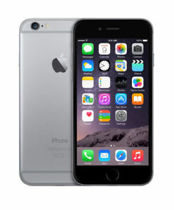 APPLE IPHONE 6S   32GB   SPACE GRAY  UNLOCKED    AVERAGE CONDITION