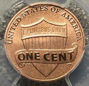 2017 S PCGS SP70 RD ENHANCED FINISH LINCOLN UNION SHIELD CENT 1C   1ST DAY ISSUE