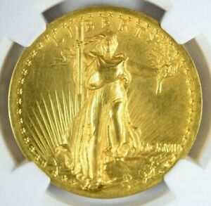 1907 $20 HIGH RELIEF NGC PF64  PROOF HIGH RELIEF