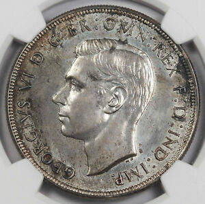 Click now to see the BUY IT NOW Price! AUSTRALIA 1937 SILVER CROWN PROOF COIN NGC PF63 KM34 GEORGE VI MINTAGE:100