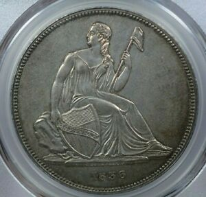 Click now to see the BUY IT NOW Price! 1836 $1 GOBRECHT ORIGINAL PCGS PR62 CAC