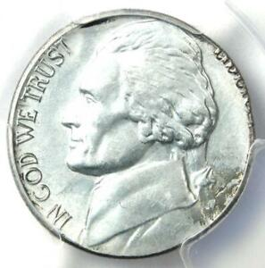 Click now to see the BUY IT NOW Price! 1943 S MINT ERROR JEFFERSON NICKEL STRUCK ON STEEL 1C PLANCHET   PCGS MS63  BU