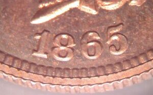 Click now to see the BUY IT NOW Price! 1865 1C REEDED EDGE COP NICK. J 405 INDIAN CENT PCGS PR64  PHOTO SEAL