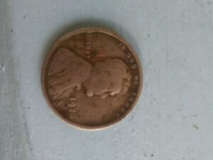 1926  LINCOLN WHEAT CENT EXTRA FINE DETAILS