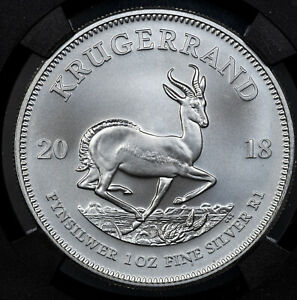 Click now to see the BUY IT NOW Price! 2018 SOUTH AFRICA KRUGERRAND EARLY RELEASES NGC MS70 SILVER HIGH GRADE  MR