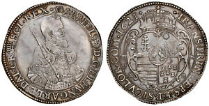 Click now to see the BUY IT NOW Price! HUNGARY. GABRIEL BETHLEN 1621 KB AR THALER. NGC AU58 KREMNITZ MINT  DAV. 4710