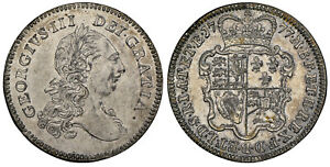 Click now to see the BUY IT NOW Price! GREAT BRITAIN GEORGE III 1777 WHITE METAL PATTERN FIVE GUINEAS NGC MS61 W&R 78