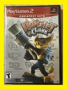 PLAYSTATION 2 RATCHET CLANK GREATEST HITS  LOW PRICE
