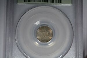 1851 3CS PCGS MS65 OGH