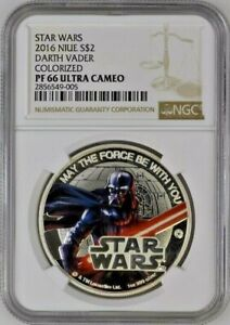 Click now to see the BUY IT NOW Price! 2016 NIUE 1 OZ SILVER $2 STAR WARS 5 COIN SET NGC GRADED PROOF ULTRA CAMEO