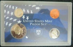 1999 PROOF SET   4 COINS   GREAT BIRTHDAY GIFT   NO BOX OR COA   COINS ONLY