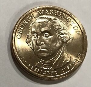 2007 P GEORGE WASHINGTON PRESIDENTIAL DOLLAR