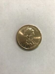 2010 D ABRAHAM LINCOLN DOLLAR COIN