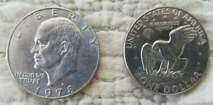 1978 D EISENHOWER  IKE  DOLLAR   HARD TO FIND   LARGE DOLLAR