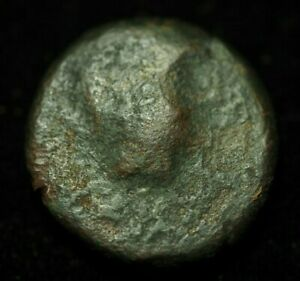 ANCIENT GREEK COIN FOR IDENTIFICATION   12MM   LOT 2310