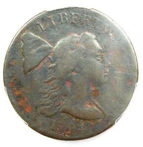 1794 HEAD OF 1793 LIBERTY CAP LARGE CENT 1C S 19A   CERTIFIED PCGS VG DETAIL