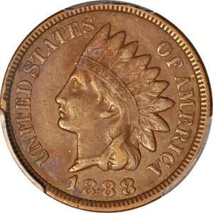 Click now to see the BUY IT NOW Price! 1888/7 1C INDIAN HEAD CENT SNOW 1 PCGS XF40  EEPS  701