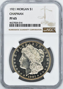 Click now to see the BUY IT NOW Price! 1921 MORGAN S$1 NGC PR 65