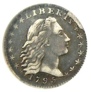 Click now to see the BUY IT NOW Price! 1795 FLOWING HAIR HALF DIME H10C   CERTIFIED NGC XF40  EF40     DATE COIN