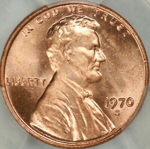 Click now to see the BUY IT NOW Price! 1970 S DOUBLED DIE OBVERSE LINCOLN CENT PCGS MS65RD