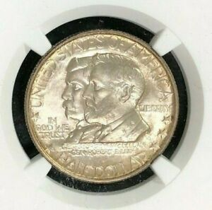Click now to see the BUY IT NOW Price! 1937 ANTIETAM COMMEMORATIVE SILVER HALF DOLLAR NGC MS 67