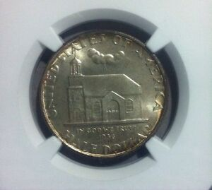 Click now to see the BUY IT NOW Price! 1936 DELAWARE COMMEMORATIVE SILVER HALF DOLLAR NGC MS 67
