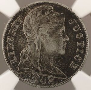 Click now to see the BUY IT NOW Price! 1942 1C PENNY CENT US PATTERN COIN J 2054 NGC XF 40 WW  LIKE COLOMBIA 2 CENTAVO