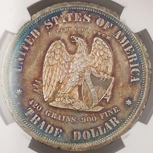 Click now to see the BUY IT NOW Price! 1873 TRADE DOLLAR $1 US PATTERN COIN JUDD 1299 NGC PROOF DETAILS TONED WW