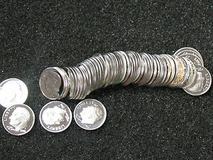 Click now to see the BUY IT NOW Price! 2000 S GEM SILVER PROOF ROOSELVELT DIMES FULL ROLL OF 50