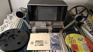 sears super 8mm viewer editor splicer