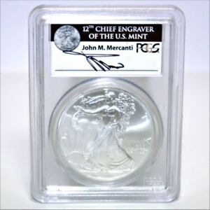 Click now to see the BUY IT NOW Price! 2011 SILVER EAGLE 25TH ANNIVERSARY SET FIRST STRIKE PCGS MS70 MERCANTI [5LAJ]