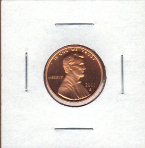2005 S PROOF LINCOLN CENT
