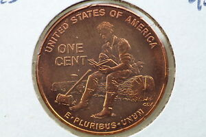 2009 LINCOLN CHRONICLES CENT MS EXTRA THUMB MINT ERROR 7WSG