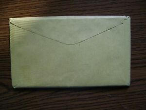 Click now to see the BUY IT NOW Price! US 1957 P&D MINT SET SEALED ENVELOPE